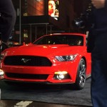 2015 Mustang at Good Morning America