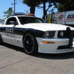 DRAGG Police Mustang GT