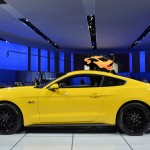 2015 Mustang GT - Triple Yellow Driver Side
