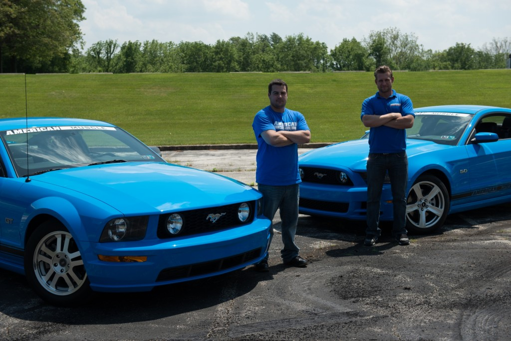 Grabber Boost 2006 GT vs 2014 GT Project Coyote