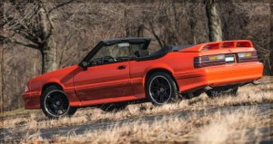 Project Foxbody Mustang Stage 4