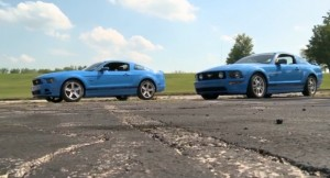 2014 & 2006 Mustang GT Project Cars