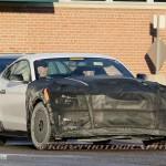 2015 Mustang GT350-GT500-camo-front