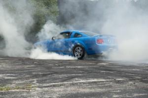 Grabber Boost 2006 GT Burnout