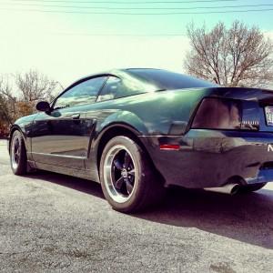 2001 Mustang Bullitt
