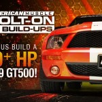 2008 GT500 Bolt-on Build-up