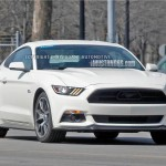 Oxford White 2014.5 Mustang