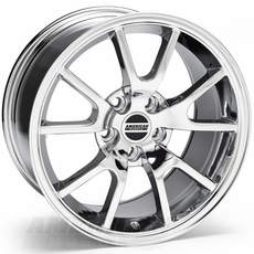 Chrome Fr500 Wheels