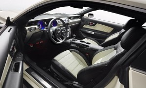 2014.5 Anniversay Ford Mustang Dash