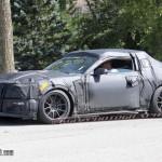 2015 Mustang GT350 Testing