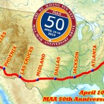 Mustangs Across America 50th Cruise