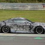 2016 GT350 Mustang Spied