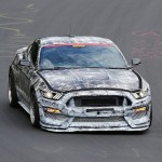 2016 Mustang Shelby GT350 Spy Photo