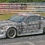 2016 Shelby GT350R Testing at Nurburgring