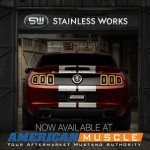 Stainless Works Mustang Exhaust Parts