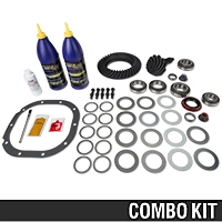 Ford Racing 4.10 Gear Ratio Kit