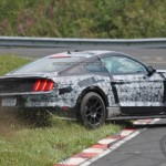Shelby GT350 Mustang Wreck