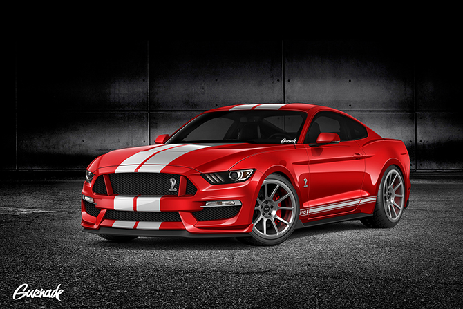 Leaked 2015 Mustang GT350 Confirmed  AmericanMusclecom Blog