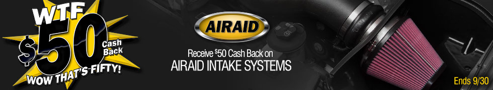 Airaid Cold Air Intakes for Mustangs