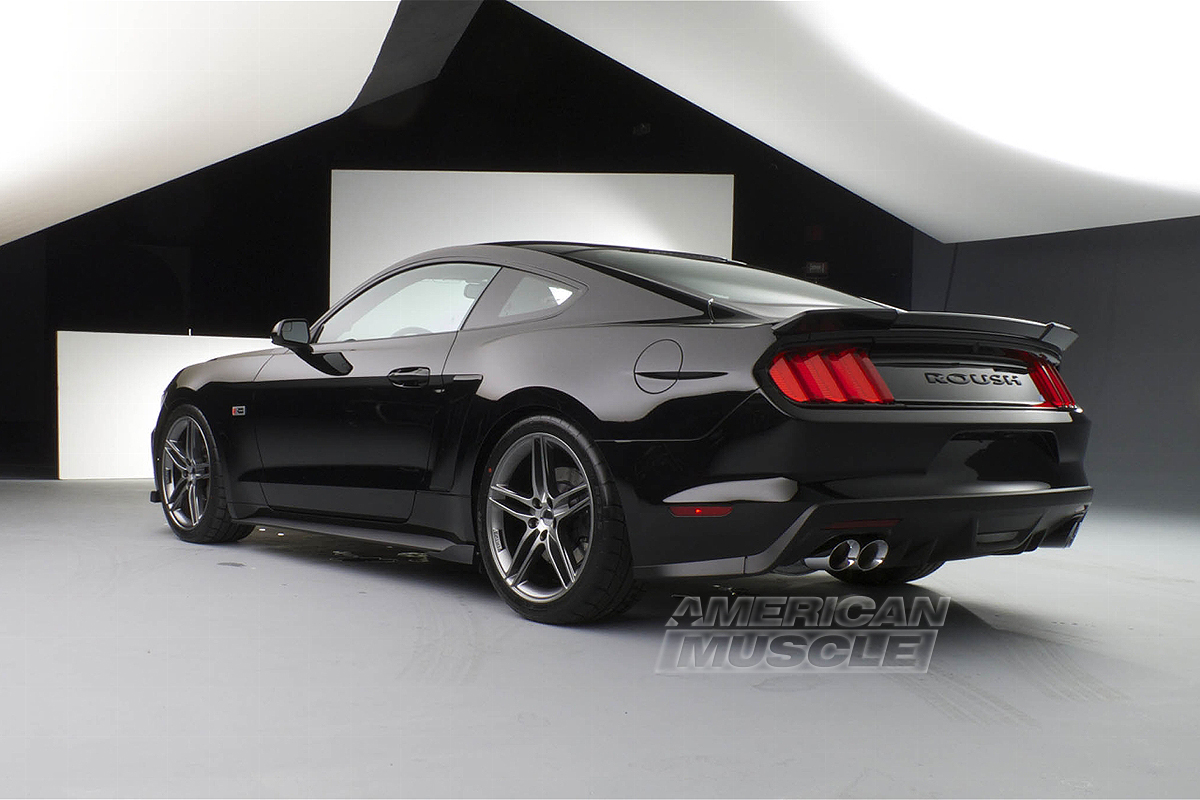 2015 roush mustang revealed mustang blog. Black Bedroom Furniture Sets. Home Design Ideas