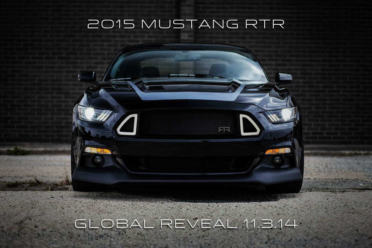 FIRST LOOK: 2015 Mustang RTR Spec II – AmericanMuscle.com Blog