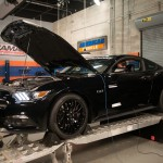 2015 Mustang on the Dyno