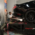 2015 Mustang Being Dyno Tuned