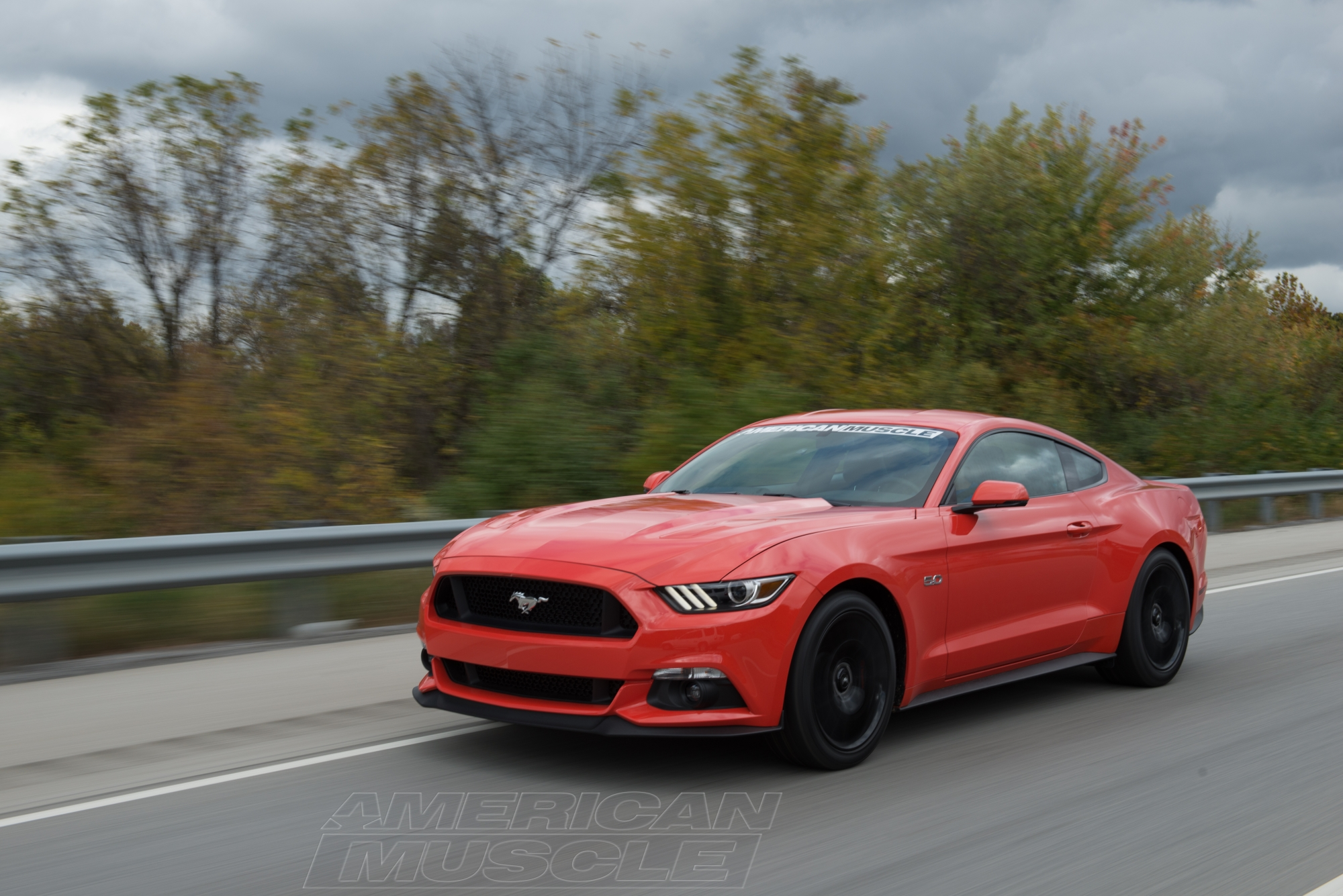 Video: AmericanMuscle\'s Official Review of the 2015 Mustang GT ...