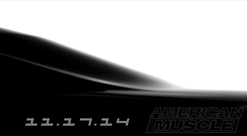2015 Mustang GT350 Teased