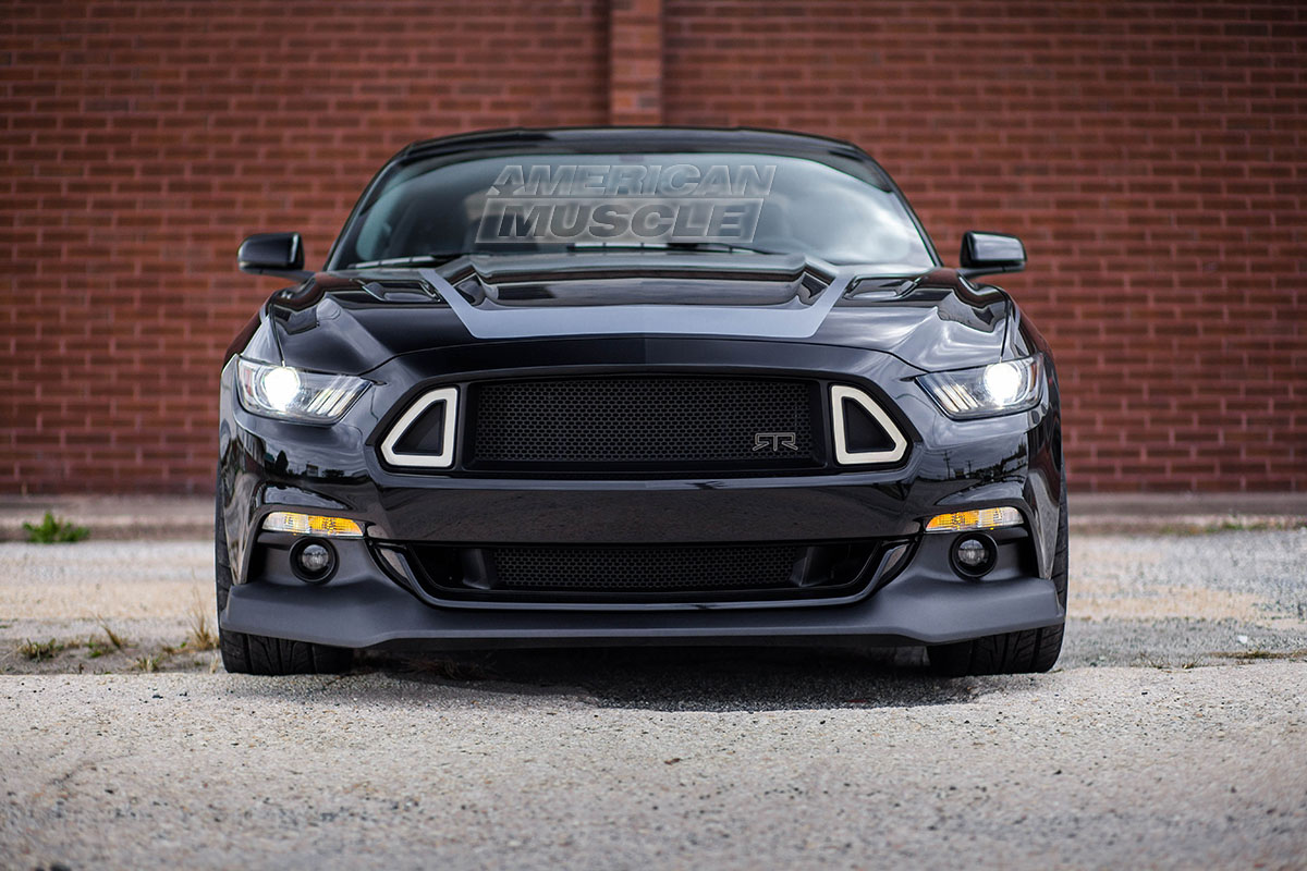 Pictures of The 2015 Mustang RTR Spec 1 & 2 | 50 Years of ...