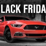 2015 Mustang GT Black Friday Sale