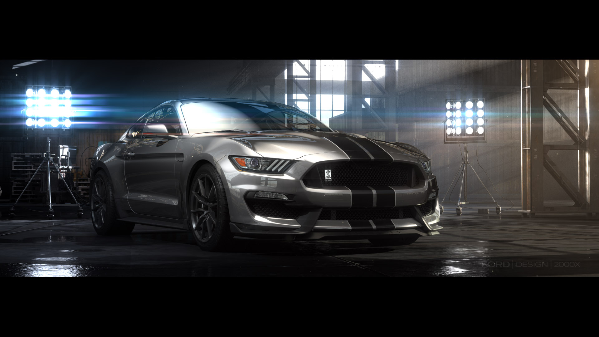 2015 Ford Mustang Guard 2016