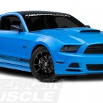 Shely Alcoa Mustang Wheels