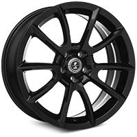 Shelby Alcoa Black Mustang Wheel