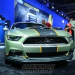 2015 MMD by Foose Mustang at SEMA