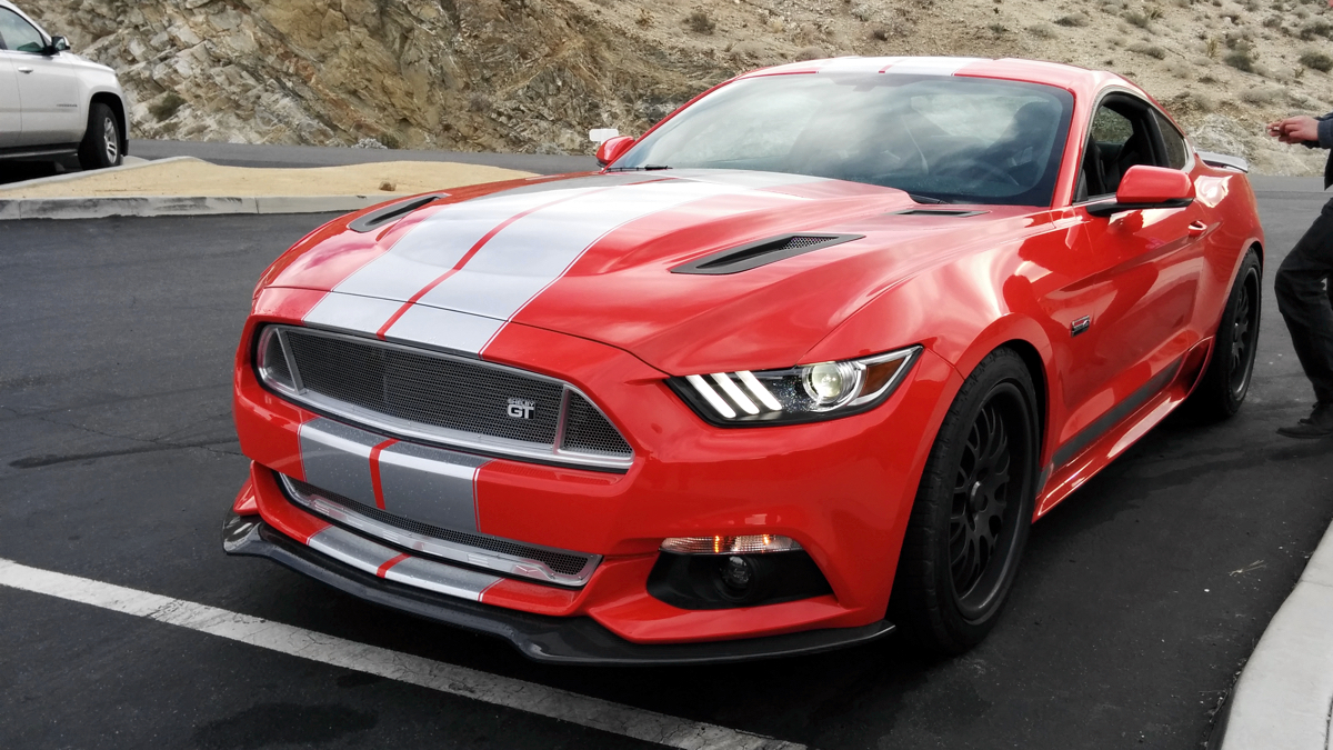 First Look At The 2015 Mustang Shelby GT – AmericanMuscle.com Blog