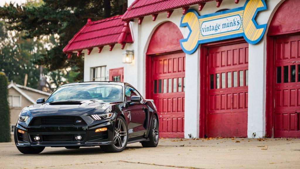 S550 Roush Mustang