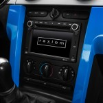 Raxiom Navigation System For 2005-2009 Mustangs