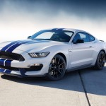 The S550 Shelby GT350