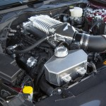 2015 Shelby GT500 Super Snake Engine