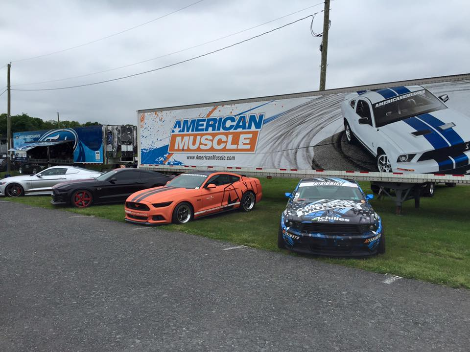 Visit Americanmuscle At The Carlisle Ford Nationals