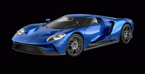 Ford GT - 3D Printed