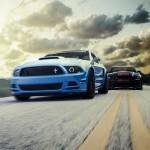Mustang GT vs Shelby GT500