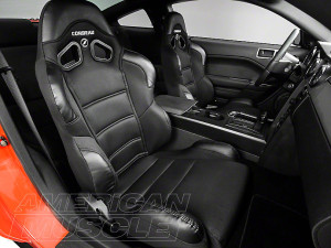 2015 Mustang aftermarket seats