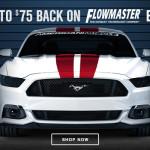Flowmaster Mustang Rebate