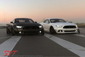 Ubb Mustang 3