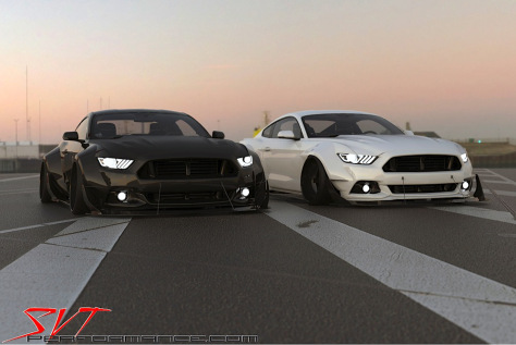 ubb unveils 1 000 hp twin turbo awd mustang blog. Black Bedroom Furniture Sets. Home Design Ideas