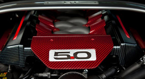 2015 5.0 Mustang engine cover