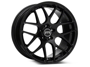 Ford Mustang RTR Wheels