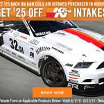 K&N Rebate Mustang Intakes